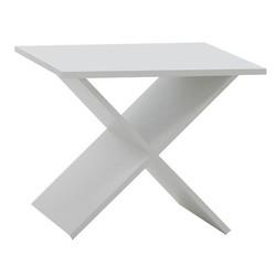 KESTILE - Tavolino Stark C5 Bianco
