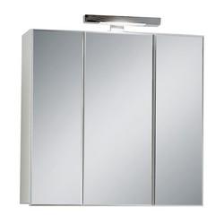 KESTILE - Specchio Contenitore Ibis B3 Bianco