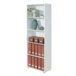 KESTILE - Libreria Simply A12 Bianco