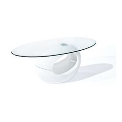 KESTILE - Tavolino Galaxy B1 Bianco