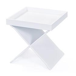KESTILE - Tavolino Cube A8 Bianco