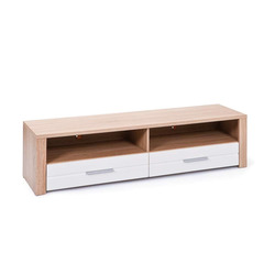 KESTILE - Mobile Tv Air 5 Rovere/Bianco