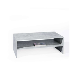KESTILE - Tavolino Cemen A7 Grigio