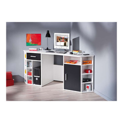 KESTILE - Scrivania Office A10 Bianco