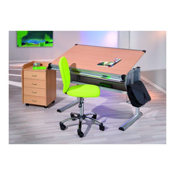 KESTILE - Cassettiera Office 22 Naturale