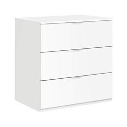 KESTILE - Cassettiera Larissa A2 Bianco