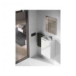 KESTILE - Set Mobile Bagno + Lavabo + Specchio Minerva B01 B