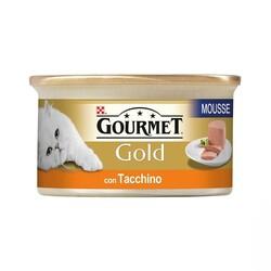 GOURMET - Gourmet Gold Tacchino, gr 85