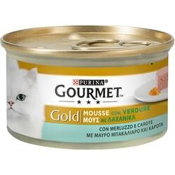 PURINA - Gourmet Gold merluzzo e carote, gr 85