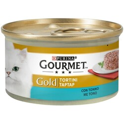 GOURMET - Gourmet Gold Tortini Con Tonno