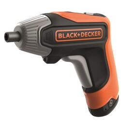 BLACK+DECKER - Avvitatore a batteria BCF611CK
