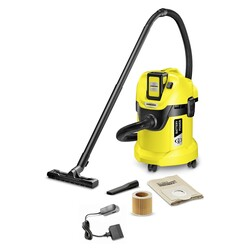 KARCHER - Aspiratore WD 3 Battery Set