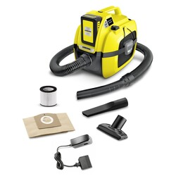 KARCHER - Aspiratore WD 1 Compact Battery Set