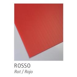 POLIMARK - Polionda Rosso 100x200x2,5