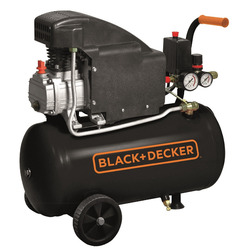 BLACK+DECKER - Compressore 24 Lt BD 160/24