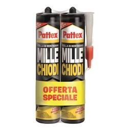PATTEX - Pattex Millechiodi 2x400 gr