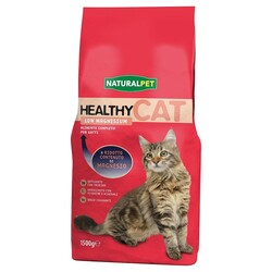 NATURAL PET - Naturalpet Cat Healthy Low Magnesium 1,5 Kg