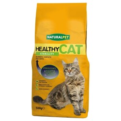 NATURAL PET - Naturalpet Cat Healthy Sterility 1,5 Kg