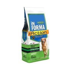 NATURAL PET - Naturalpet In Forma Action Adult 3 kg Agnello