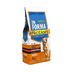 NATURAL PET - Naturalpet In Forma Action Adult 3 kg Pollo