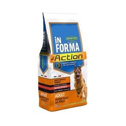 NATURAL PET - Naturalpet In Forma Action Adult Taglia Grande 3 k
