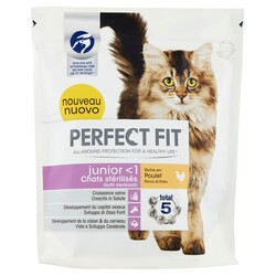 Perfect Fit - Perfect Fit Junior <1 Gattini  Pollo 400 g
