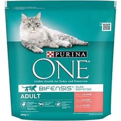 PURINA - Purina One Cat Bifensis Adult  Salmone e Cereali I