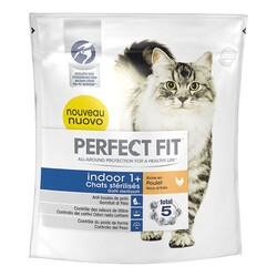 Perfect Fit - Perfect Fit Cat Indoor 1+ Pollo 400 gr