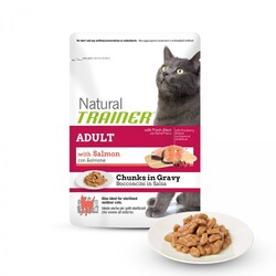 Natural Trainer - Trainer Natural Cat Adult 85 gr Pollo