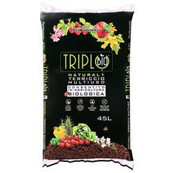 Triplo - Terriccio Triplo Bio 45 lt