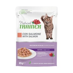 Natural Trainer - Natural Trainer Mature Salmone 85 gr