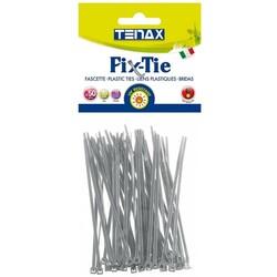 TENAX - Fascette Grigio 50 pz 100 mm