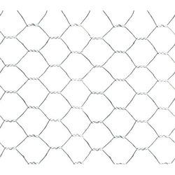 TENAX - Rete Esagonale Zincata 1x10 mt