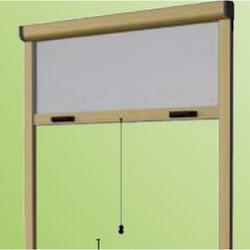MEDAL - Zanzariera Verticale per finestra 100x150 cm