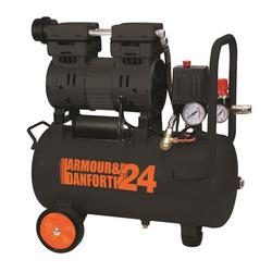 ARMOUR - Compressore Silenziato 24 Lt