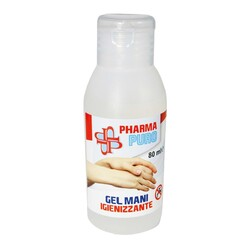PHARMA PURO - Gel Igienizzante Mani 80 ML