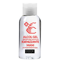 THE DECK - Alcol Gel Mani 100 ML