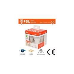 FSL - Pack 4 Lampadine Led E27 9W e 12W