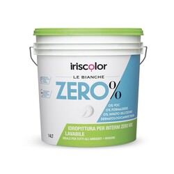 IRIS - Idropittura Lavabile Zero%