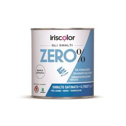 IRIS - Smalto Satinato Bianco Zero%