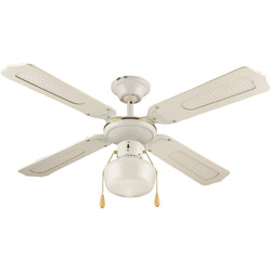 KOOPER - Ventilatore a Soffitto 4 Pale