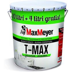 MAX MEYER - Idropittura Traspirante T-Max 10 lt