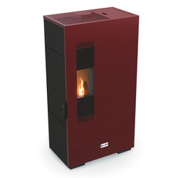 ADLER - Stufa a Pellet Mini 5 Bordeaux