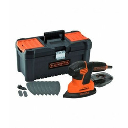 BLACK+DECKER - Levigatrice Mouse 120 watt