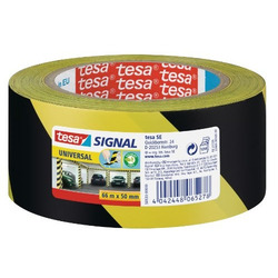 TESA - Nastro Segnaletico Giallo