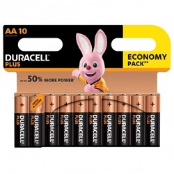 DURACELL - Duracell Plus AA B10