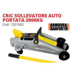 ARMOUR - Cric Sollevatore Auto 2000 kg