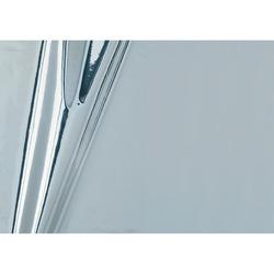 DC-FIX - Plastica Adesiva Minirollo Metal Argento 45x200cm