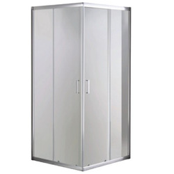 IDROBRIC - Box Doccia 4 mm 67,5-69x87,5 - 89x190h