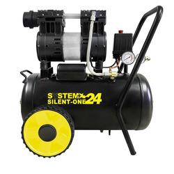 SYSTEM+ - Compressore Silenziato 24 lt